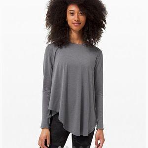 NWT Lululemon Lifted Balance Long Sleeve Shirt